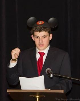 Conner gala speech