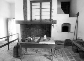 America's First Modern Kitchen B&W