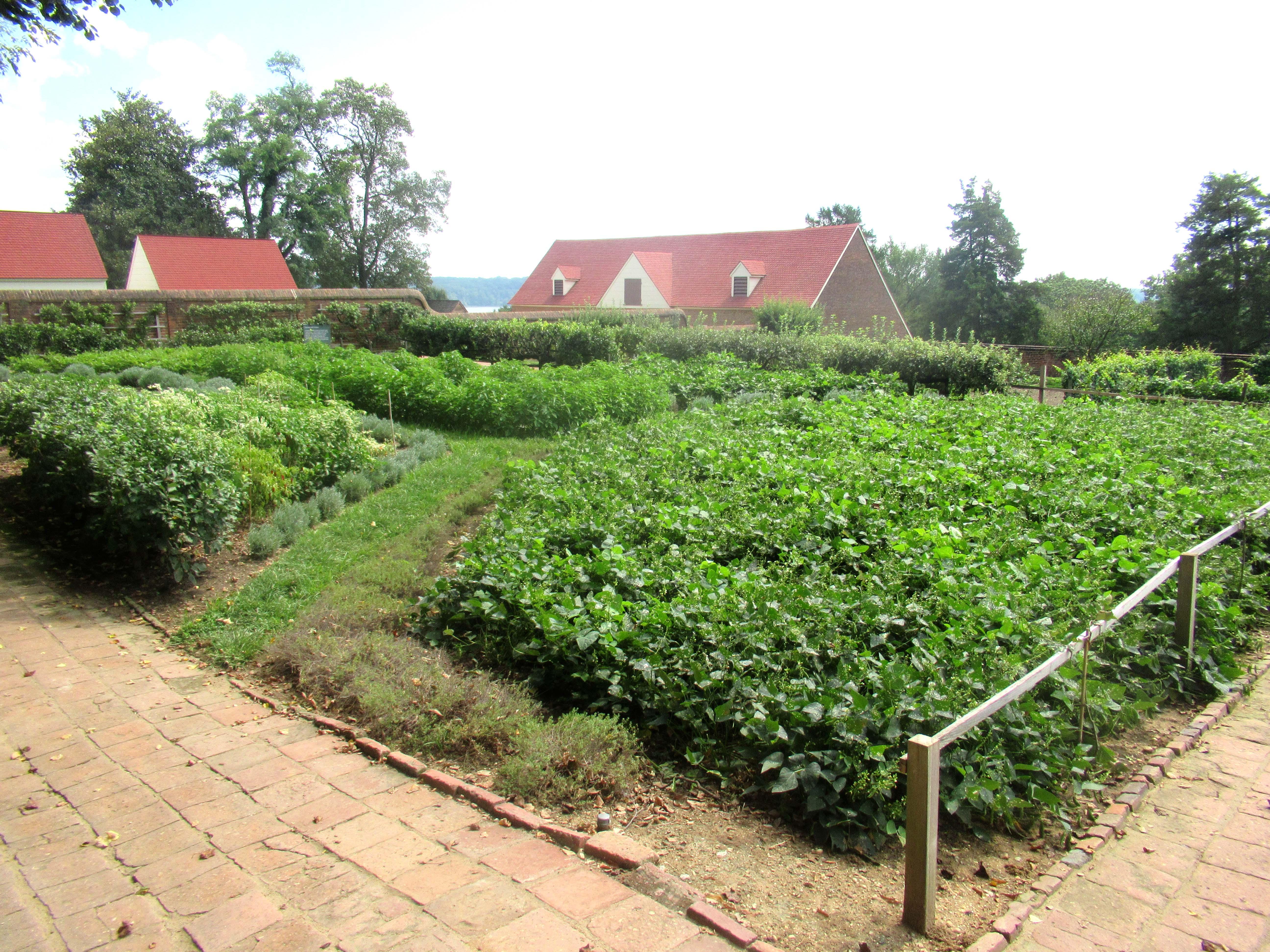 Presidential Gardens