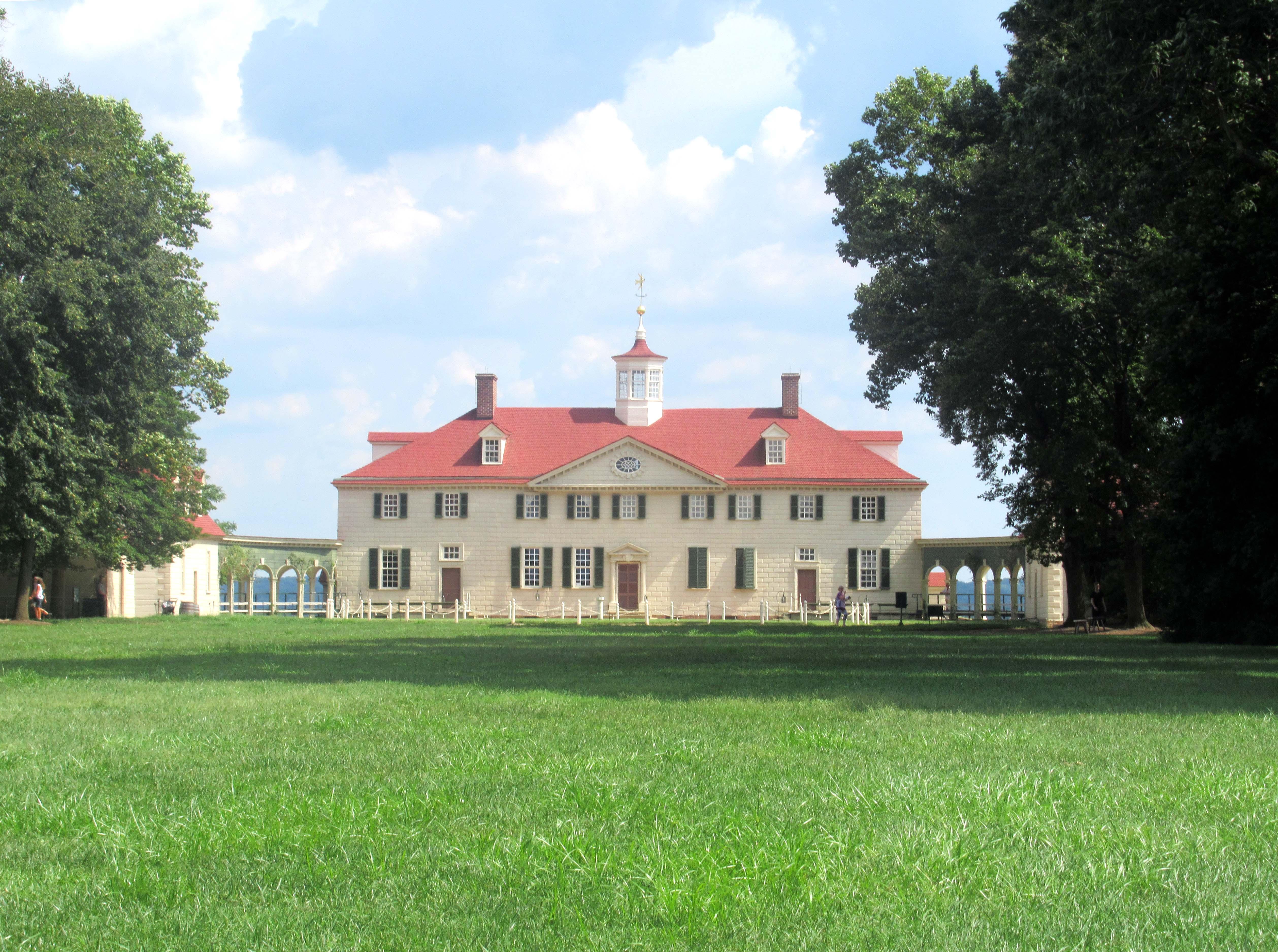The Original Presidential Home